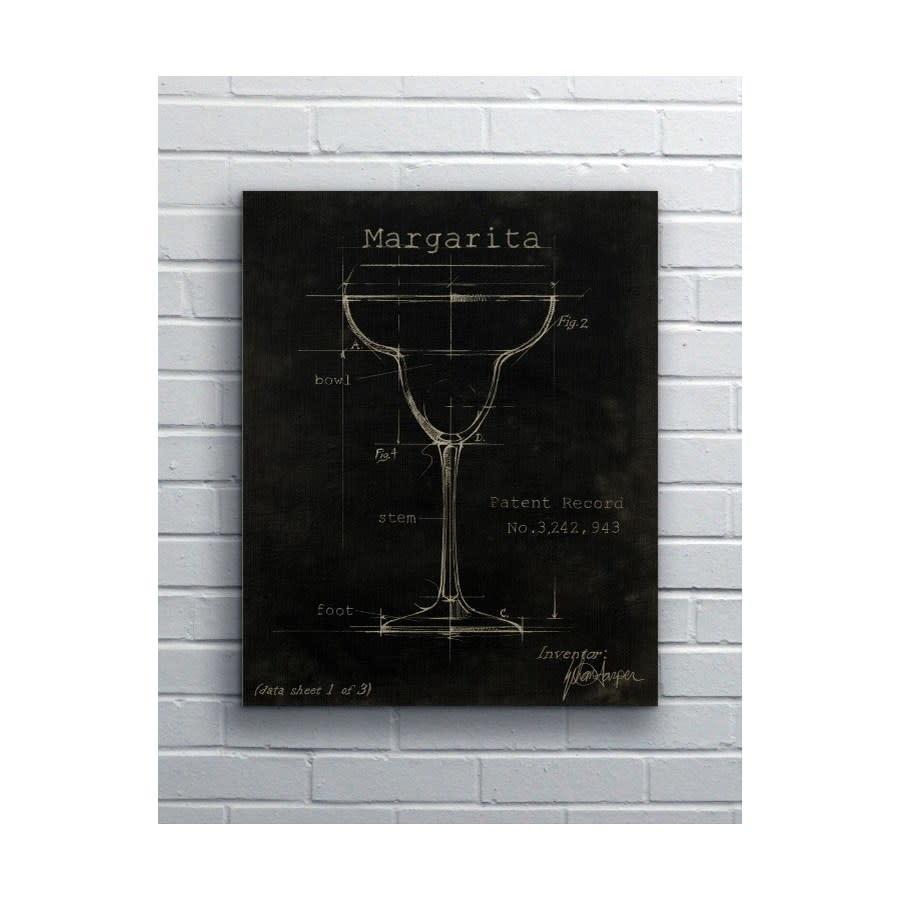 "Barware Margarita 12 x 18"" Kerry"