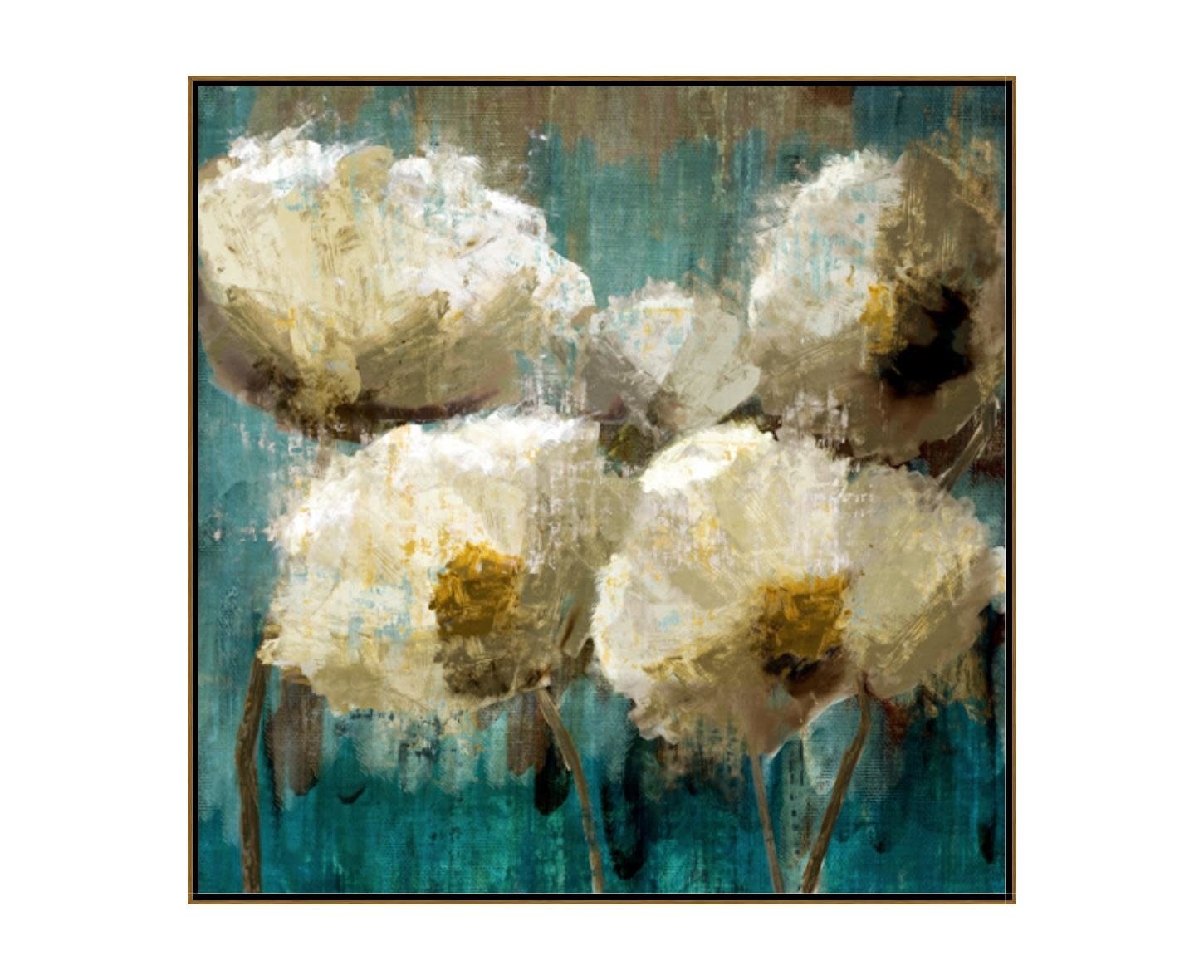 Cotton Bloom 30 x 30""