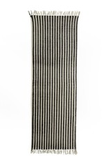 French Ticking Rug 2 x 6
