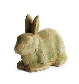 Weathered Garden Rabbit 10""
