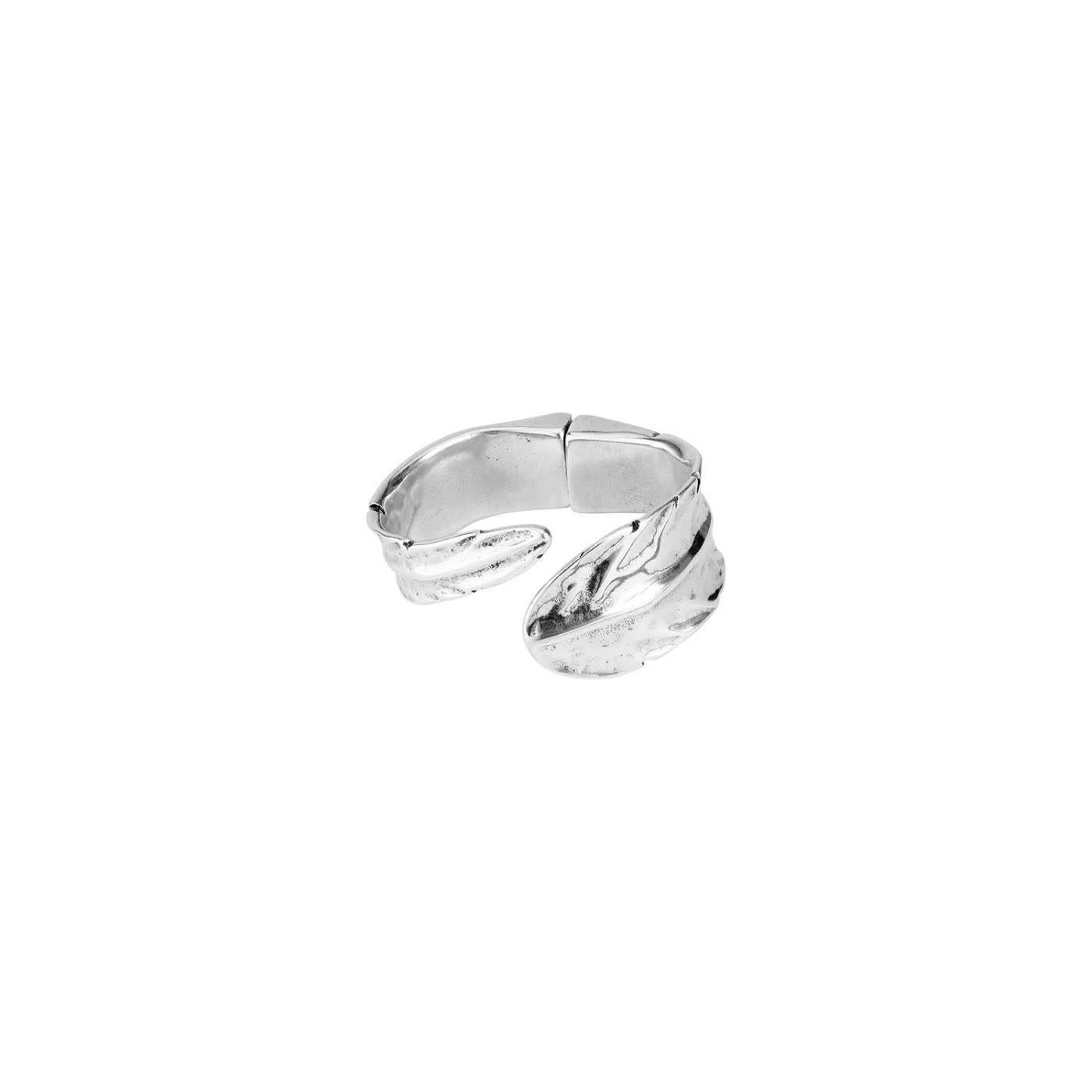 Uno de 50 Feather Bracelet Silver