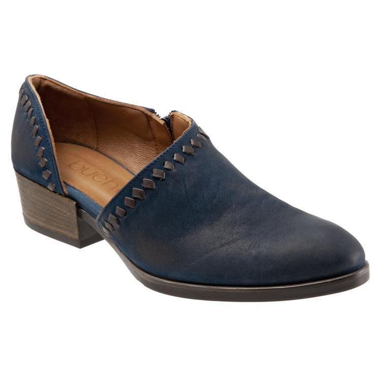 Lauren Shoe Blue Nubuck