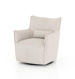 Kimble Swivel Chair Noble Platinum