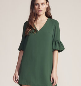 BB Dakota Power Shift Dress Cypress Green