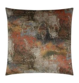 Reverie Pillow - Carmine 20 x 20