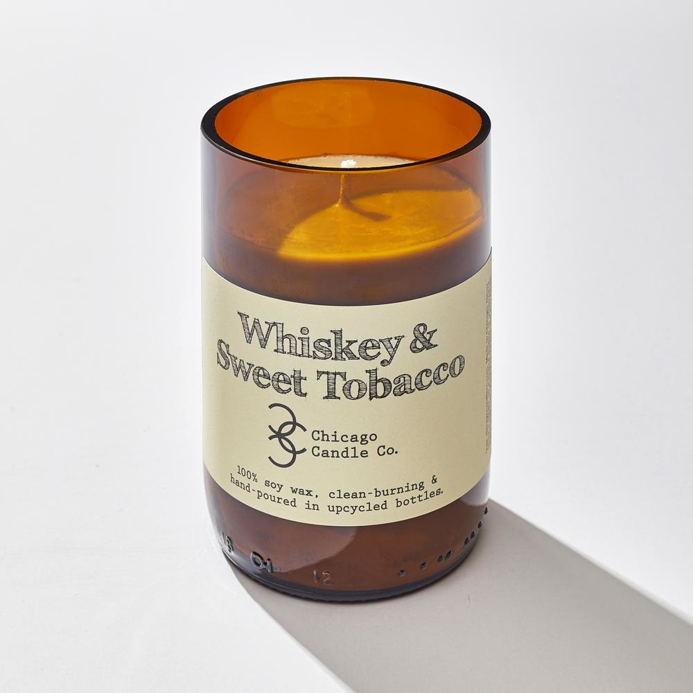 Whiskey Tobacco Candle 11oz