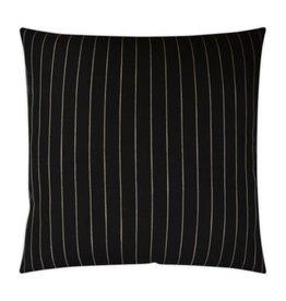 Evie Pillow - Onyx 20 x 20