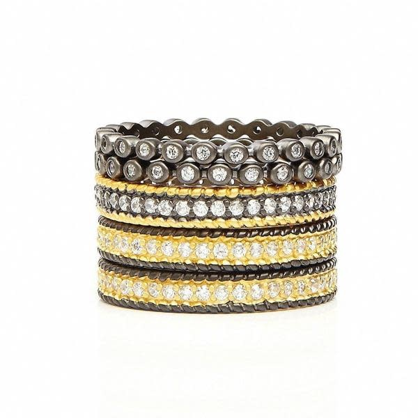 Freida Rothman My Very First 5-Stack Ring
