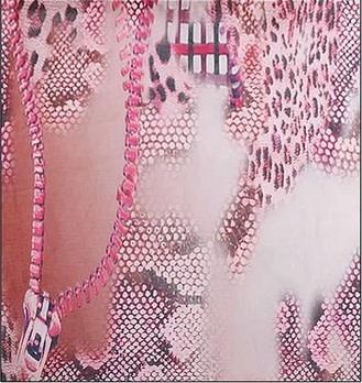Soft Animal Pattern Scarf