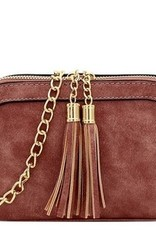 Drop Chain Shoulder Bag