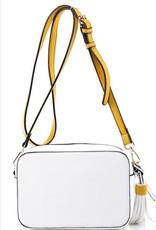 Center Stripe Camera Bag