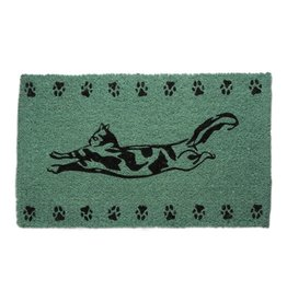 Frisky Cat Coir Mat