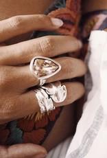Uno de 50 Feather Ring
