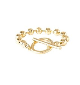 Uno de 50 On / Off Bracelet Gold