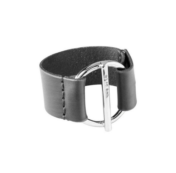 Uno de 50 Watt's Up Bracelet Black
