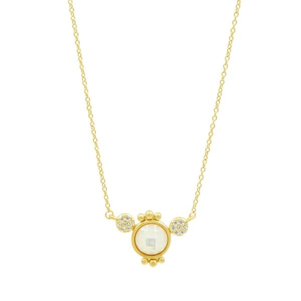 Freida Rothman Allure Pendant Necklace