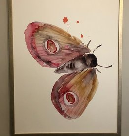 Whimsical Moths 1 - 30 x 40