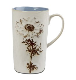 Wild Flower Sunflower Mug