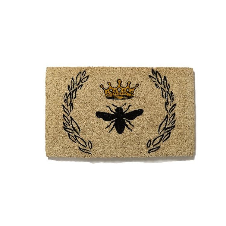 Queen Bee Coir Mat