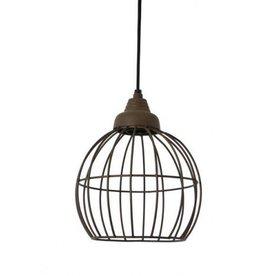 Benthe Hanging Lamp - Old Rust