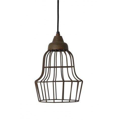 Birke Hanging Lamp - Old Rust