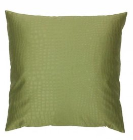 Croc Pillow - Avacado 24 x 24