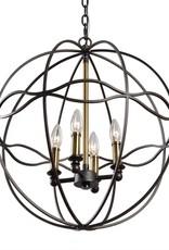 Onduler 4 Light Pendant