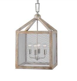 Nashua 4 Light Pendant