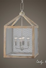 Nashua 4 Light Pendant