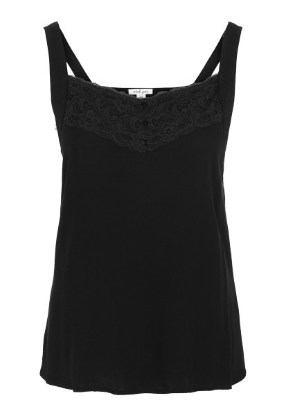 Tribal Swing Tank with Lace