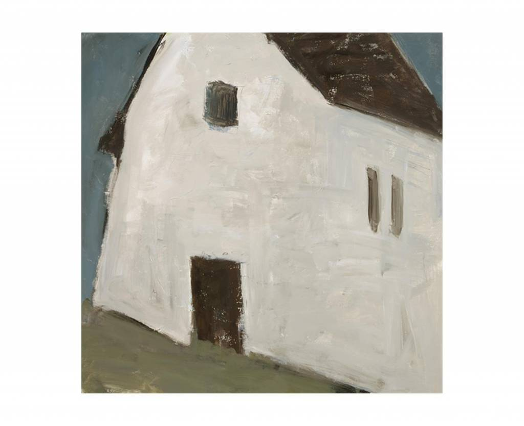 """Born in a Barn II 24 x 24"""""""