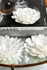Porcelain Flower Table and Wall Decor