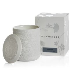 Seychelles Fragranced Candle - Gardenia