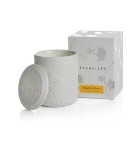 Seychelles Fragranced Candle - Grapefruit Flower