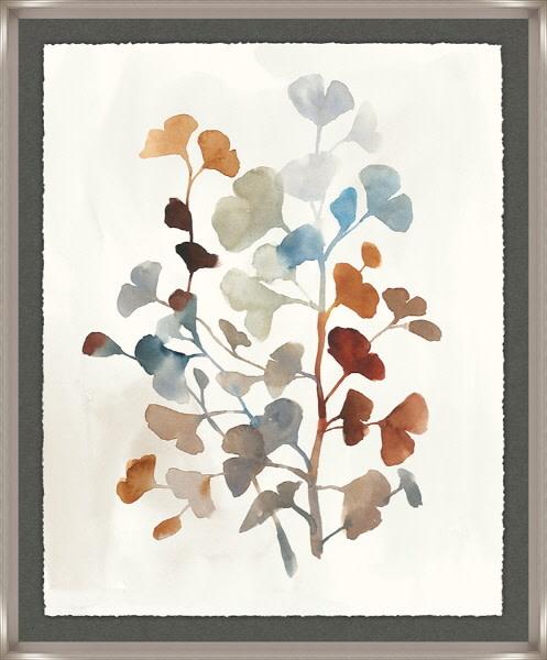 Gingko Leaves I 24 x 29