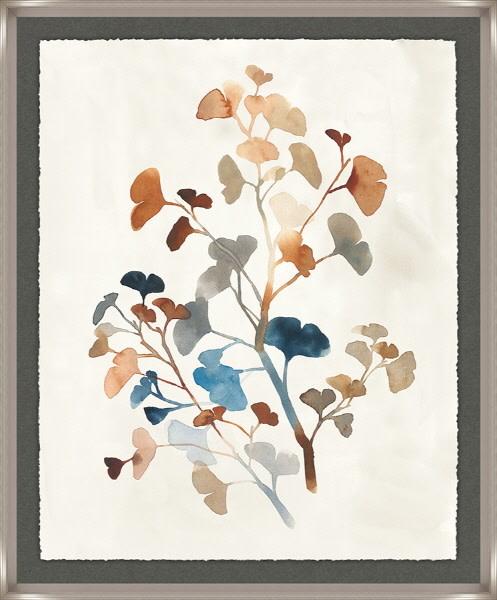 Gingko Leaves III 24 x 29