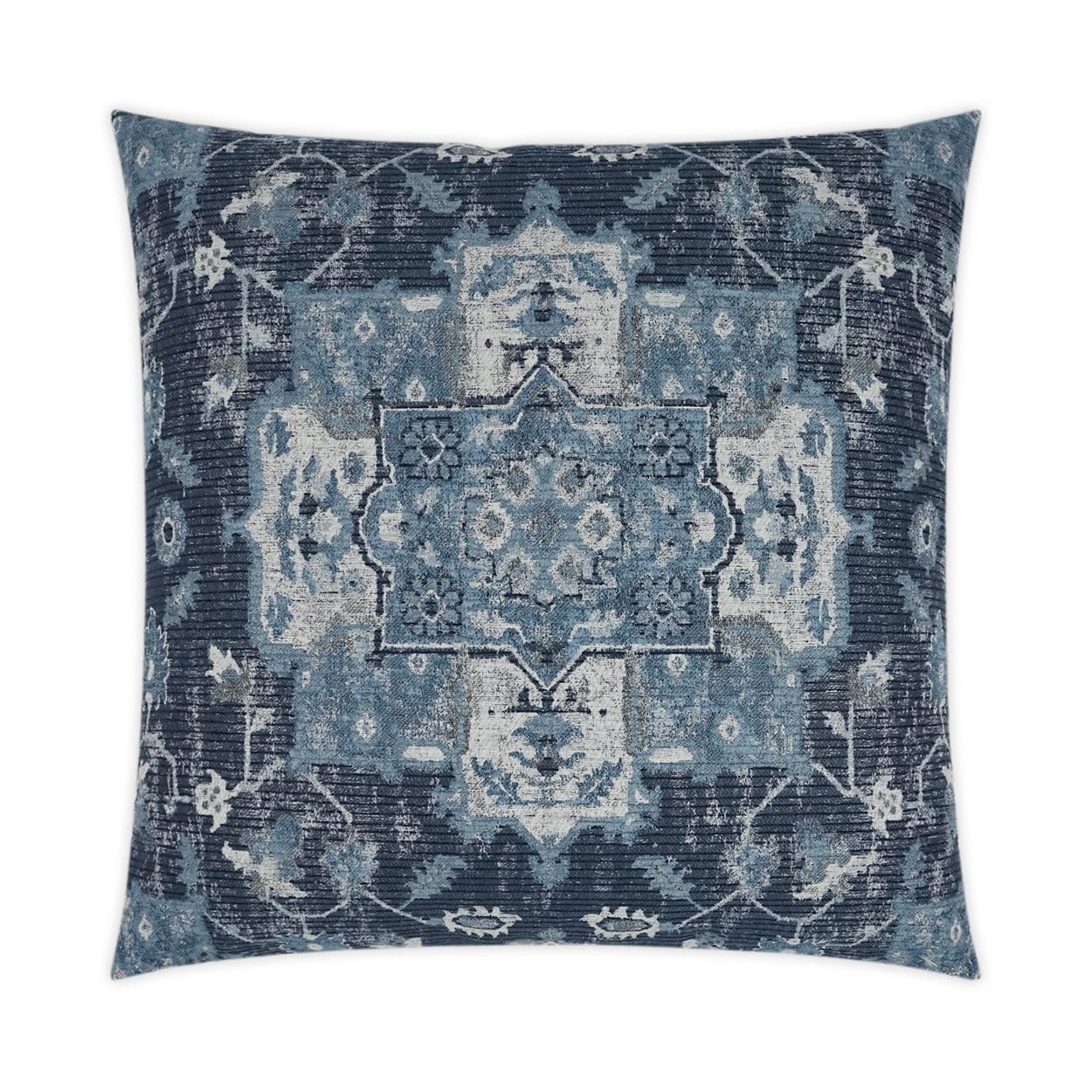 Amici Pillow - Indigo 24 x 24