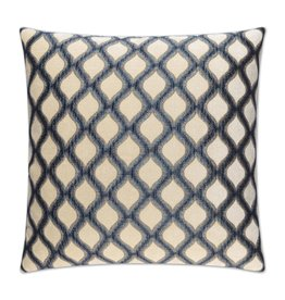 Zulu Pillow - Sapphire 20 x 20