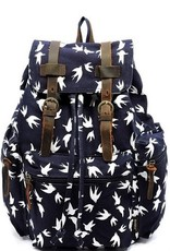 Swallow Military Canvas Backpack