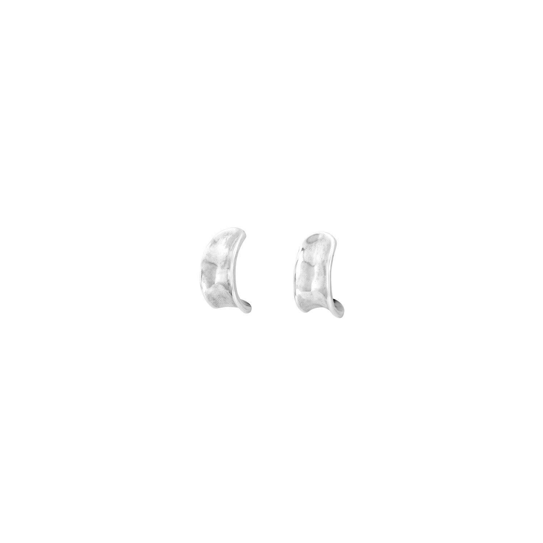 Uno de 50 Kanawa Beach Earrings Silver