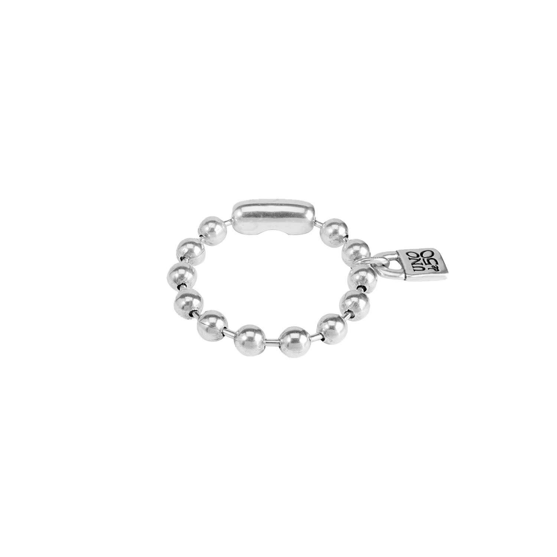 Uno de 50 Snowflake Bracelet Silver L