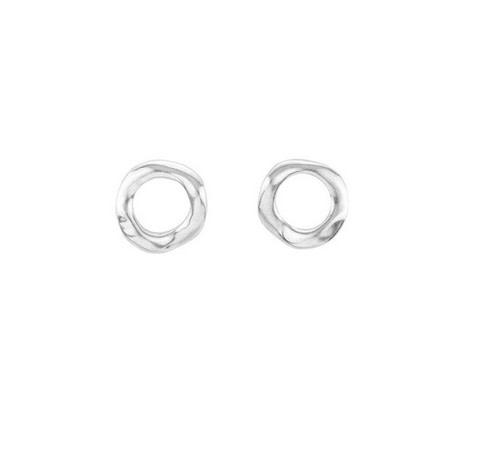 Uno de 50 Ciambella Earrings Silver