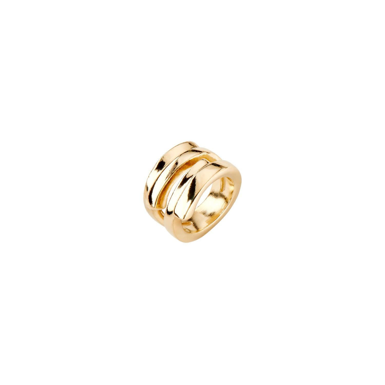 Uno de 50 Maratua Island Ring Gold