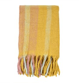 Whistler Woven Throw Spice