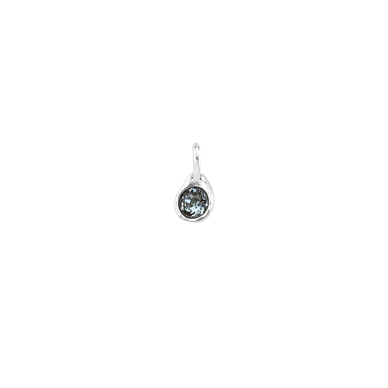 Uno de 50 Blue Charm Silver
