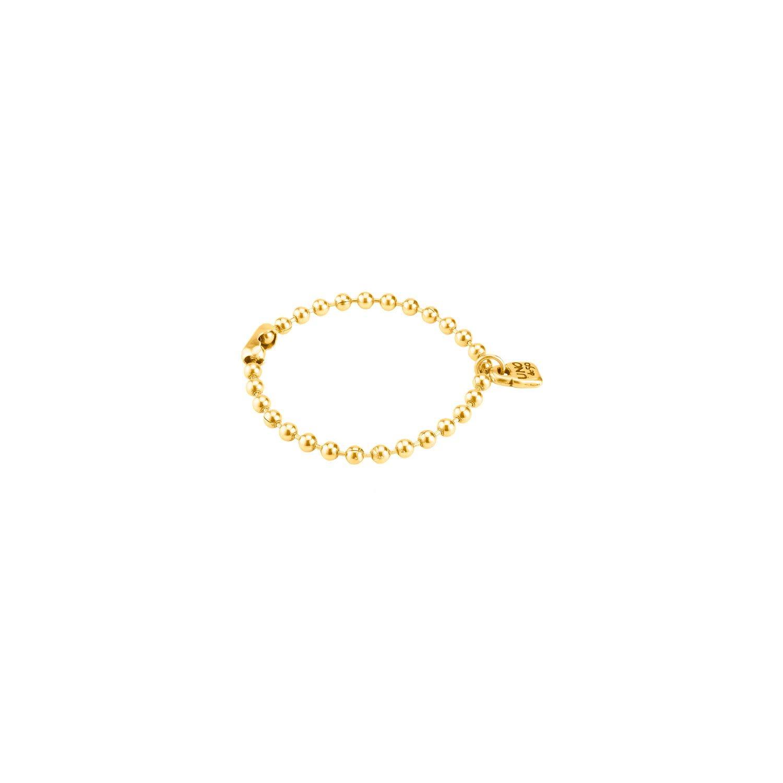 Uno de 50 Emotions Bracelet Gold