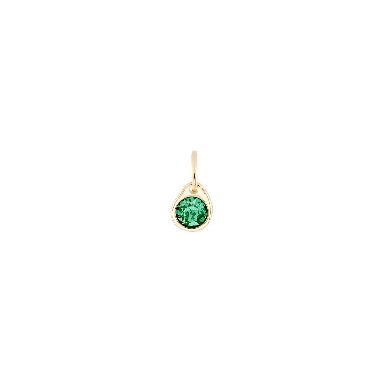Uno de 50 Emerald Charm Gold