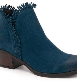Cathy Boot Blue Nubuck