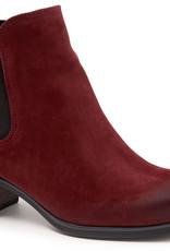 Keri Boot Dark Red Tulip Nubuck