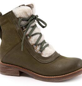 Teddy Boot Khaki Nubuck